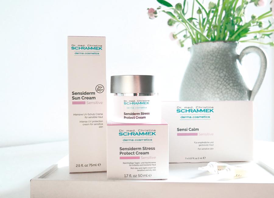 Sensitive Skin care